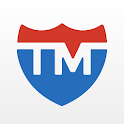 TruckMap - Truck GPS Routes icon