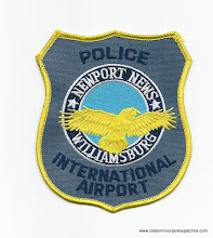 Photo: Newport News- Williamsburg International Airport Police