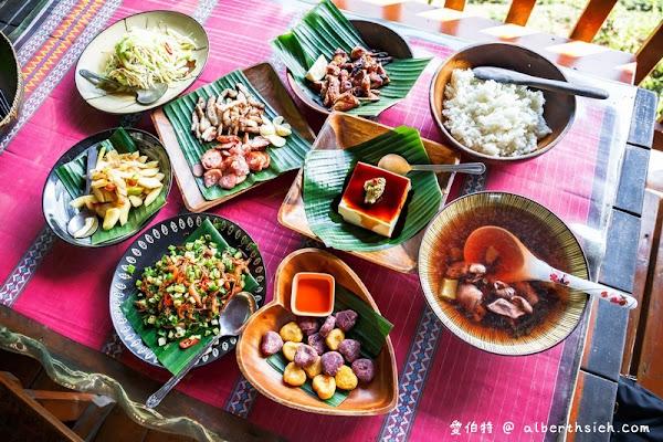 游芭絲鄒族風味餐飲.嘉義阿里山美食(山美景觀餐廳富有風味的原住民特色料理)