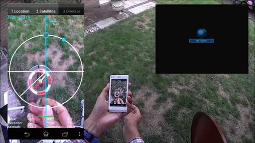Satfinder 2019 1.0 screenshots 2