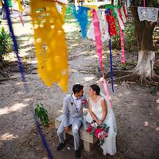 Wedding photographer Ricardo Villaseñor (ricardovillasen). Photo of 07.12.2017