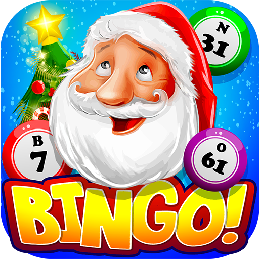 Christmas Bingo Santa's Gifts (game)