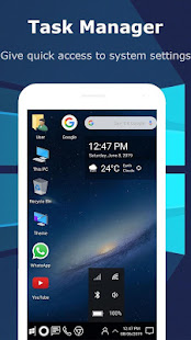Download Computer Launcher – Win 10 Launcher, Windows Theme APK