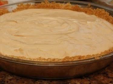 No Bake Peanut Butter Cheese Cake!!