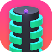 Twist Ball Hit - Ball falling down puzzle game icon