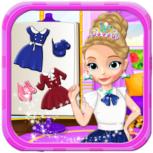 Princess High School Dress Up for PC and MAC