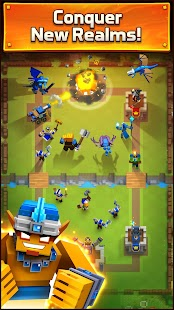 Royale Clans – Clash of Wars- screenshot thumbnail