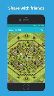 Maps for COC- screenshot thumbnail