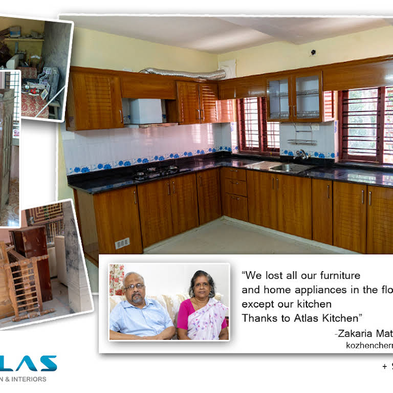 Atlas Kitchen Modular Kitchen Store In Thiruvananthapuram