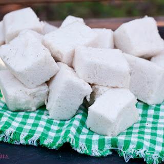 Sugar-free Vanilla Marshmallows (gluten-free, Paleo)