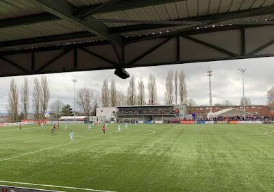 Une saison blanche en Amateurs ? Le patron de Voetbal Vlaanderen l'évoque