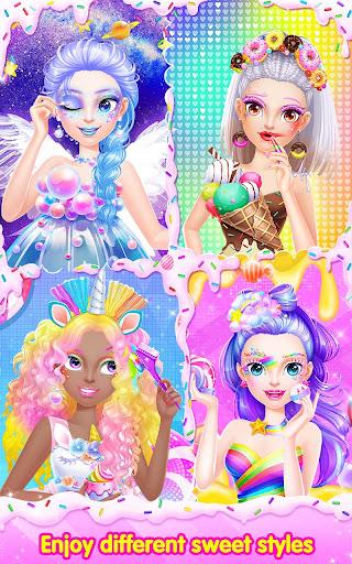 Sweet Princess Candy Makeup 1.0.6 screenshots 14