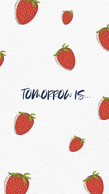 Tomorrow Is - Facebook Story Template