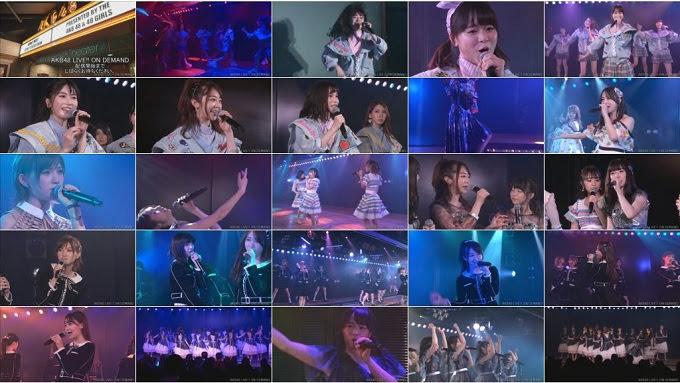 181113 (720p) AKB48 「サムネイル」公演 720p