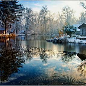 by Gabor Dvornik - Landscapes Waterscapes
