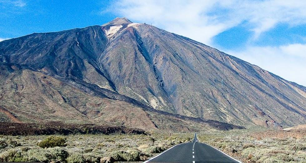 El Teide, un camino para recorrer. FOTO DE GOOGLE MAPS.