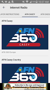 AFN Pacific - Google Play のア...