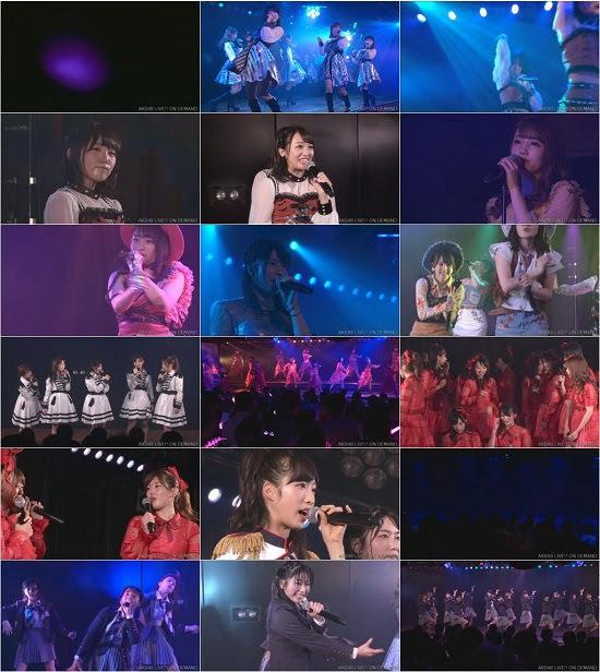 (LIVE)(720p) AKB48 チームA 「目撃者」初日公演 Live 720p 180612