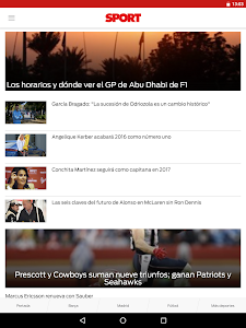 SPORT.es screenshot 4
