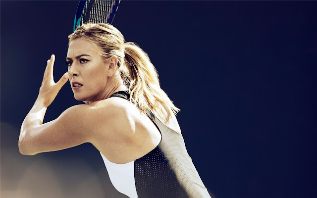 maria Sharapova Themes & New Tab