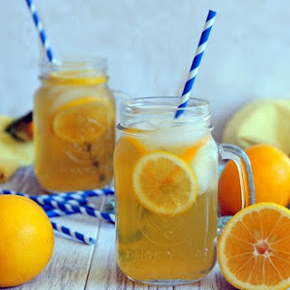 Meyer Lemon & Jasmine Iced Tea