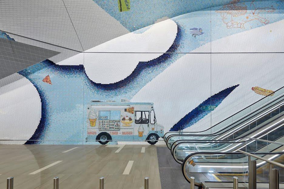 Art = New Plus at LaGuardia