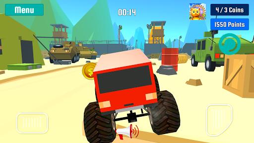 無料休闲Appのモンスタートラック スタントスピード レース|記事Game