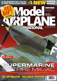 Model Airplane International- screenshot thumbnail