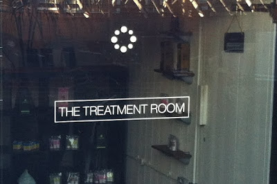 exterior image of the treatment room