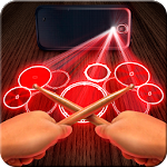 Hologram Drums Simulator 1.1 Apk