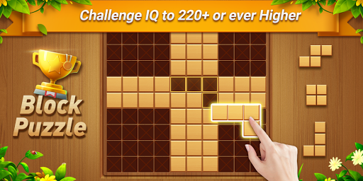 Wood Block Puzzle - Free Classic Block Puzzle Game filehippodl screenshot 7