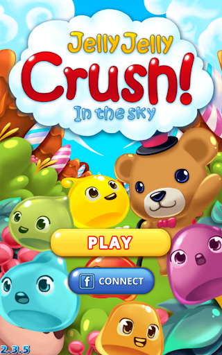 Jelly Jelly Crush - In the sky screenshots 21