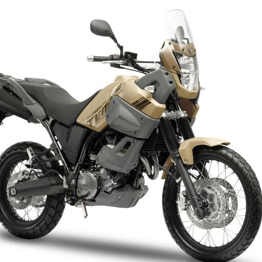 Wallpaper Yamaha XT660Z