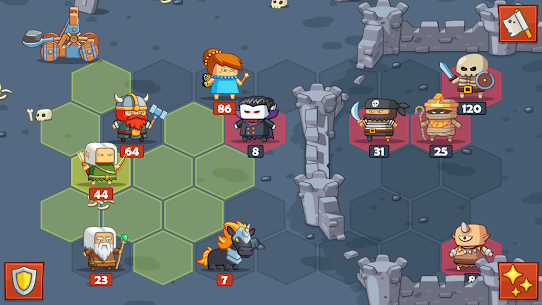 Heroes 2 : The Undead King Apk Download For Android and Iphone 2