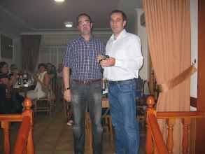 Photo: Torneo de Tenis Vila de Negreira 2009. Subcampeón grupo A