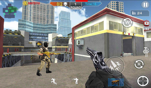 Gun Strike-Elite Killer 1.1.4 Screenshots 5