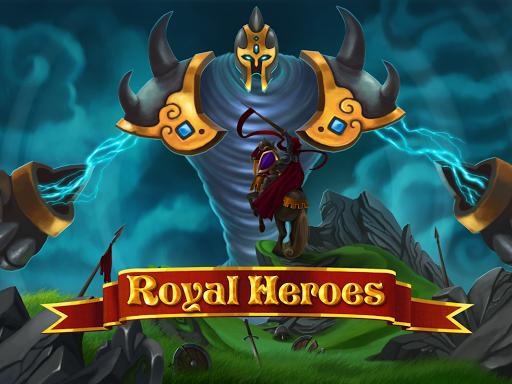 Royal Heroes: Auto Royal Chess screenshots apkspray 16