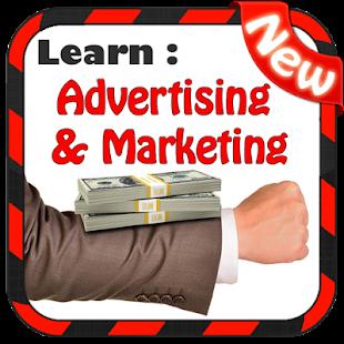 Learn Advertising & Digital Marketing - náhled