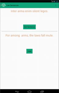 Law Sentences 8