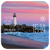 Santa Cruz weather widget
