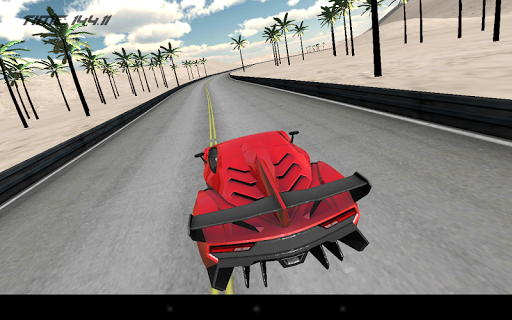 Extreme Sports Car 3D