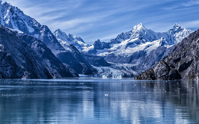 AlaskaGlacier Bay Themes & New Tab