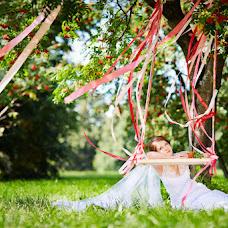 Wedding photographer Alena Kutnikova (Kutnikova). Photo of 27.08.2013