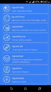 AgroIn - Agriculture App- screenshot thumbnail