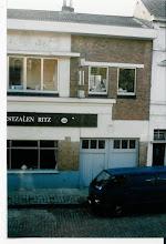Photo: Feestzalen Rits : het gebouw dat er stond