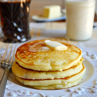 Banana Syrup Pancakes Recipes