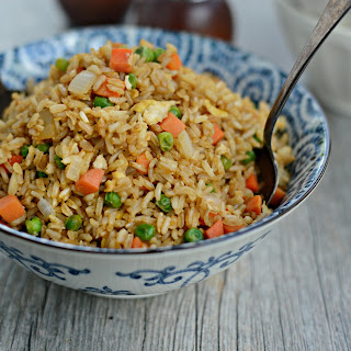 Fried Brown Rice Egg Recipes