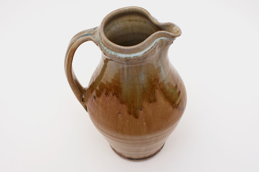 Mike Dodd Ceramic Jug 10
