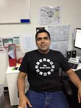 Photo: Geek shirt Friday's lone soldier this week!