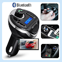 Connect a Bluetooth Car Stereo icon